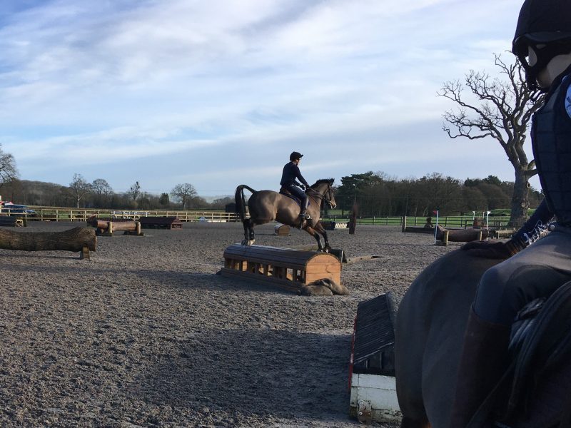 Pontispool Arena XC training 80